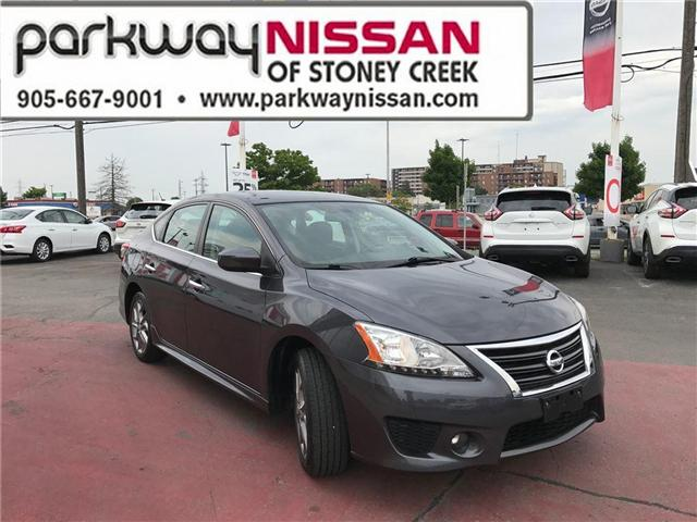 2014 Nissan Sentra 1.8 (Stk: N1311) in Hamilton - Image 7 of 19