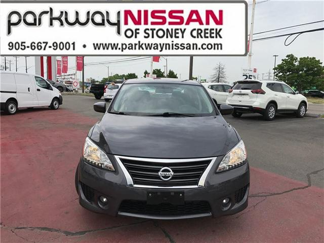 2014 Nissan Sentra 1.8 (Stk: N1311) in Hamilton - Image 8 of 19