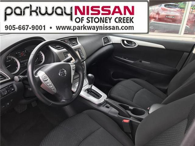 2014 Nissan Sentra 1.8 (Stk: N1311) in Hamilton - Image 9 of 19