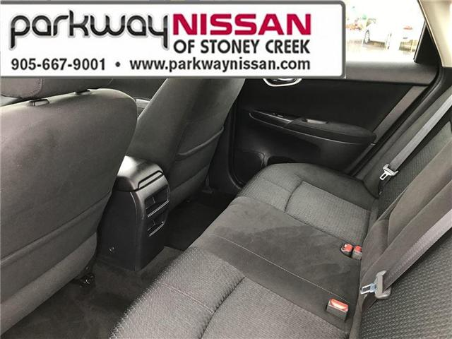 2014 Nissan Sentra 1.8 (Stk: N1311) in Hamilton - Image 10 of 19