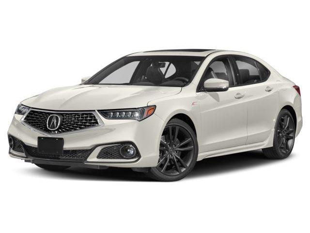 2019 Acura TLX Tech A-Spec (Stk: K800232) in Brampton - Image 1 of 9