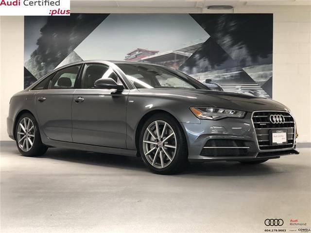 2018 Audi A6 3.0T Progressiv (Stk: AUEM6101A) in Richmond - Image 1 of 22