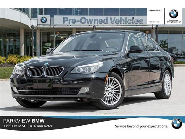 2010 BMW 528i xDrive (Stk: 301268AA) in Toronto - Image 1 of 20