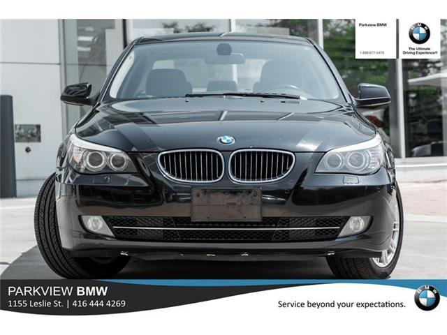 2010 BMW 528i xDrive (Stk: 301268AA) in Toronto - Image 2 of 20