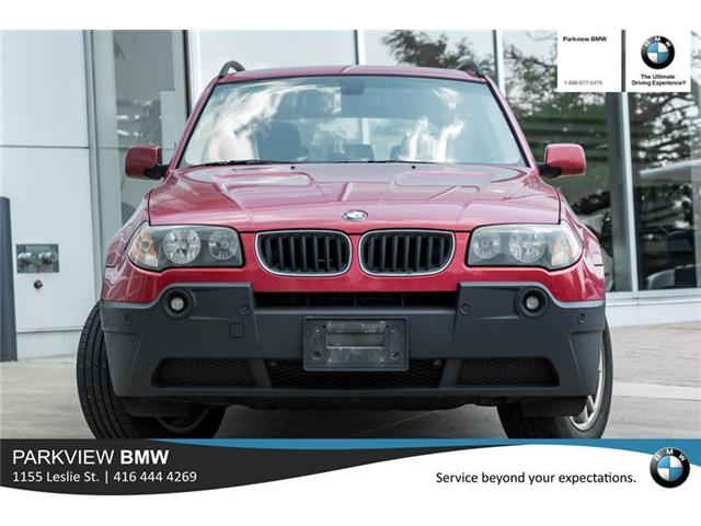 2006 BMW X3 2.5i (Stk: PP8074A) in Toronto - Image 2 of 19