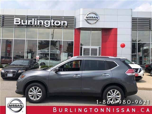 2016 Nissan Rogue SV (Stk: A6535) in Burlington - Image 1 of 20