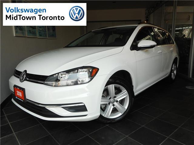 2018 Volkswagen Golf SportWagen  (Stk: V8784) in Toronto - Image 1 of 29