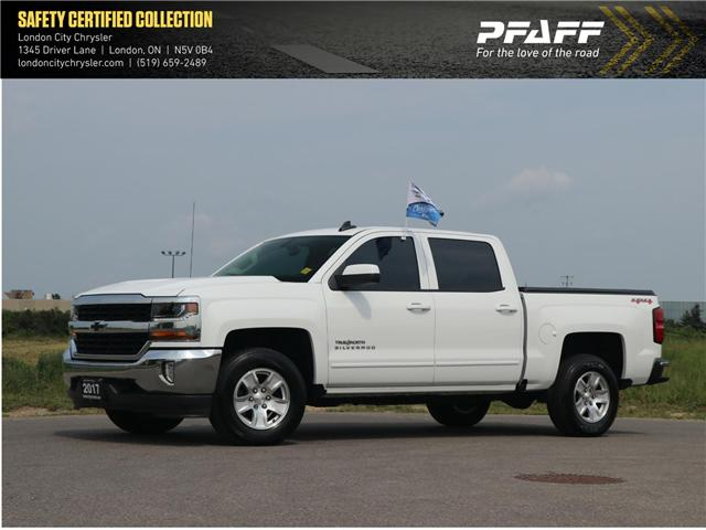 2017 Chevrolet Silverado 1500  (Stk: U8496A) in London - Image 1 of 21