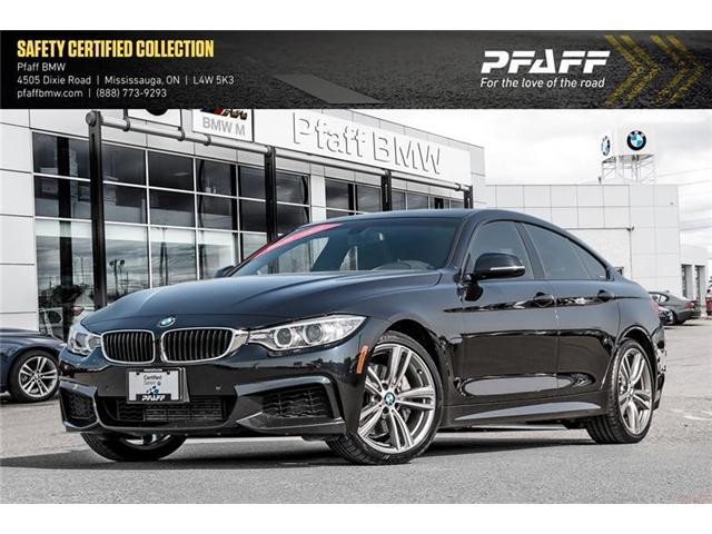 2015 BMW 435i xDrive Gran Coupe (Stk: 20378A) in Mississauga - Image 1 of 19