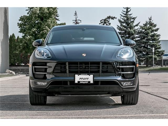2016 Porsche Macan Turbo (Stk: 21074A) in Mississauga - Image 2 of 22