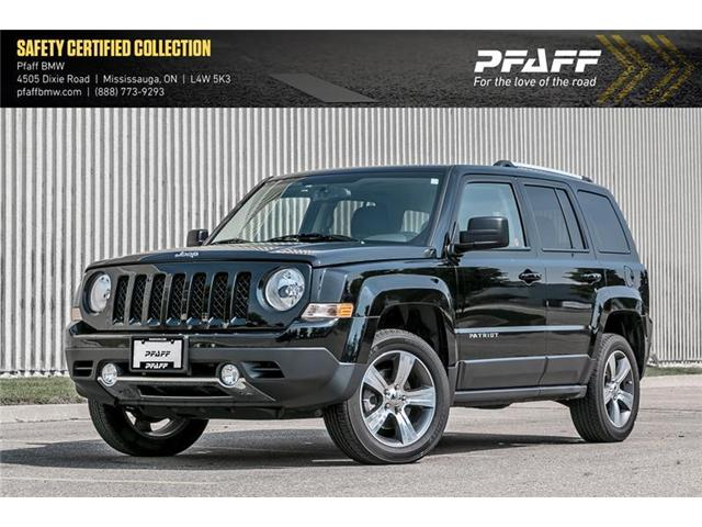 2017 Jeep Patriot Sport/North (Stk: U5007A) in Mississauga - Image 1 of 19