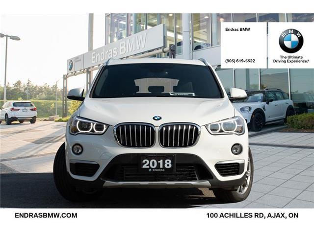 2018 BMW X1 xDrive28i (Stk: P5567) in Ajax - Image 2 of 22