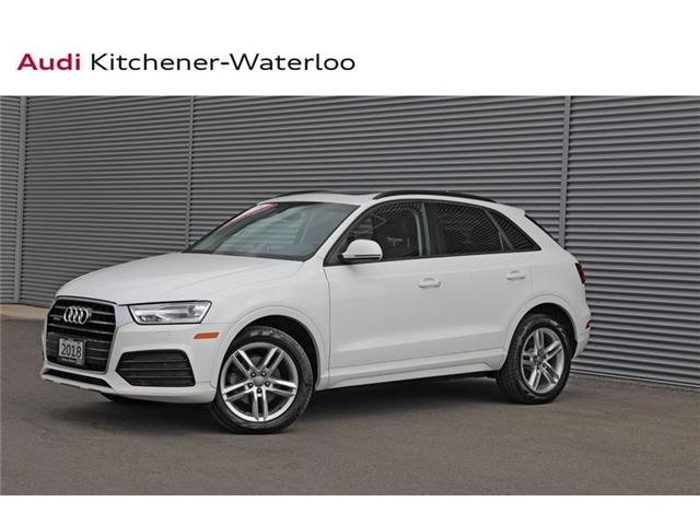 2018 Audi Q3 2.0T Komfort (Stk: 2A7535) in Kitchener - Image 1 of 22
