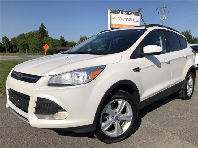 2013 Ford Escape SE (Stk: -) in Kemptville - Image 1 of 26