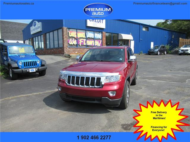 2012 Jeep Grand Cherokee Laredo (Stk: 323023) in Dartmouth - Image 1 of 25