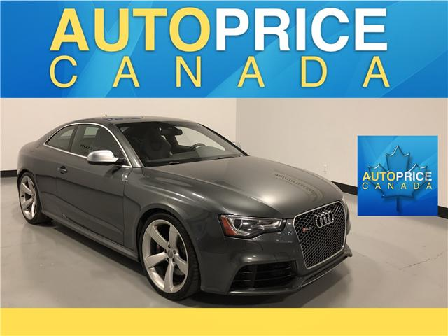 2015 Audi RS 5 4.2 (Stk: W9704) in Mississauga - Image 1 of 24
