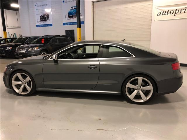 2015 Audi RS 5 4.2 (Stk: W9704) in Mississauga - Image 4 of 24