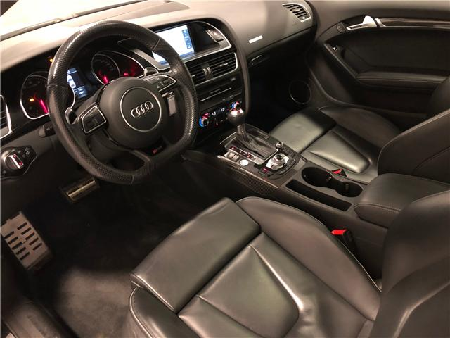 2015 Audi RS 5 4.2 (Stk: W9704) in Mississauga - Image 8 of 24