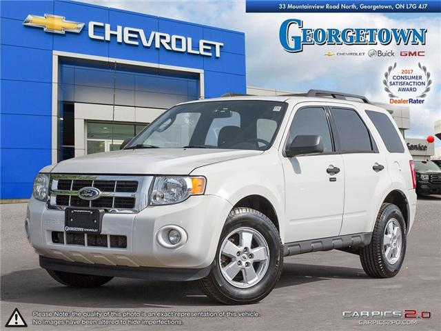 2009 Ford Escape XLT Automatic (Stk: 27834) in Georgetown - Image 1 of 27