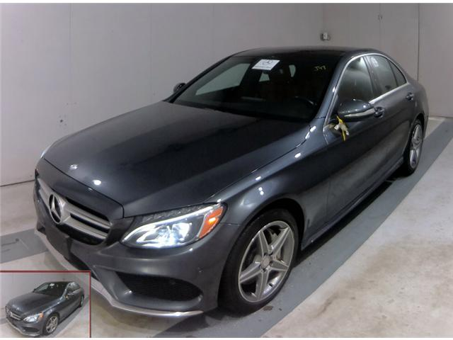 2015 Mercedes-Benz C-Class Base (Stk: S4202) in North York - Image 1 of 7