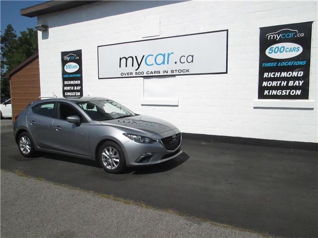 2015 Mazda Mazda3 GS (Stk: 181084) in North Bay - Image 2 of 13
