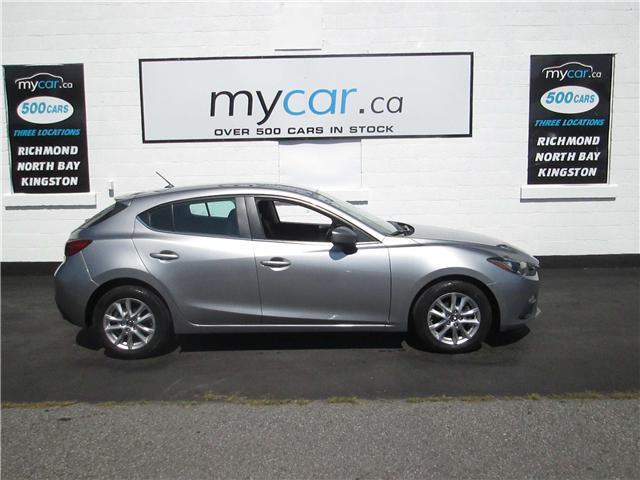 2015 Mazda Mazda3 GS (Stk: 181084) in North Bay - Image 1 of 13