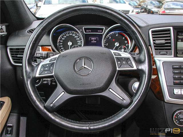 2015 Mercedes-Benz GL-Class  (Stk: S1735) in Toronto - Image 18 of 30