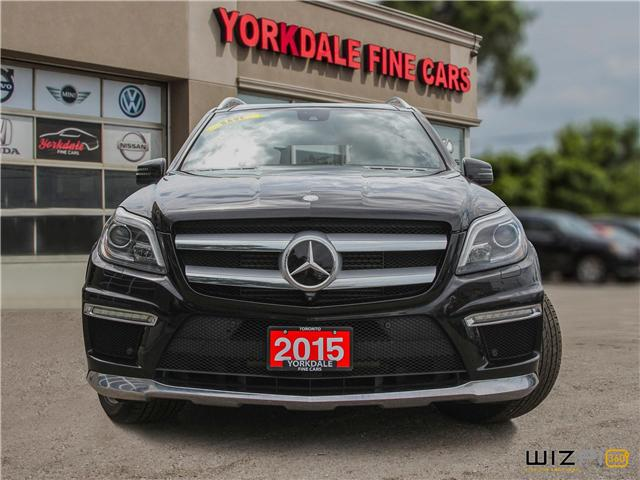 2015 Mercedes-Benz GL-Class  (Stk: S1735) in Toronto - Image 3 of 30