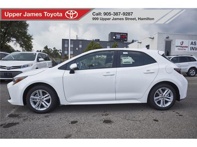 2019 Toyota Corolla Hatchback Base (Stk: 190073) in Hamilton - Image 2 of 16