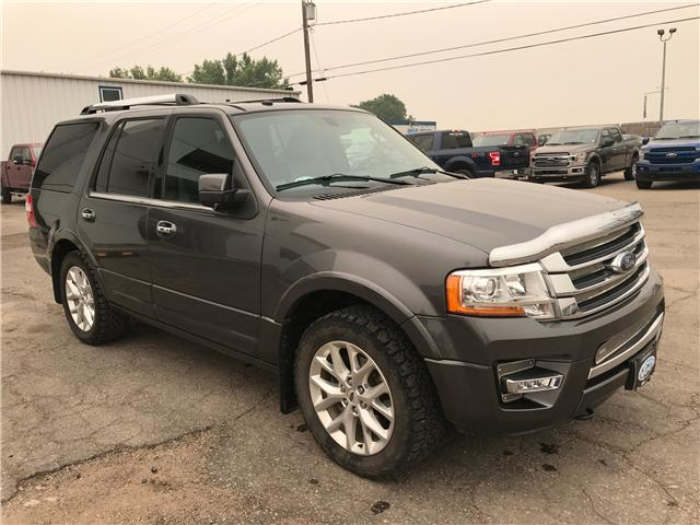 2016 Ford Expedition Limited (Stk: 8152A) in Wilkie - Image 1 of 27