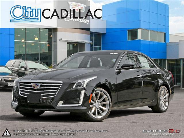 2018 Cadillac CTS 3.6L Luxury (Stk: 2880388) in Toronto - Image 1 of 27