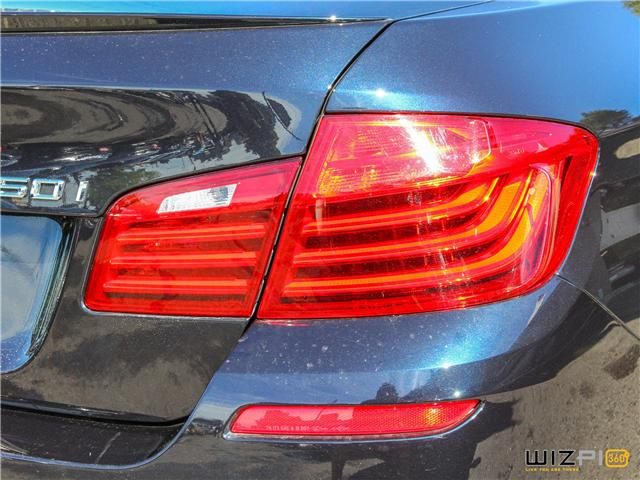 2015 BMW 550i xDrive (Stk: SN3326) in Toronto - Image 11 of 30