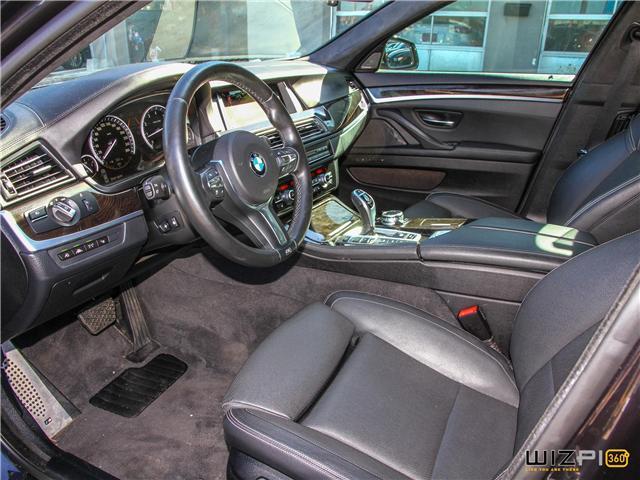 2015 BMW 550i xDrive (Stk: SN3326) in Toronto - Image 16 of 30