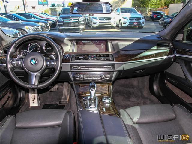 2015 BMW 550i xDrive (Stk: SN3326) in Toronto - Image 19 of 30