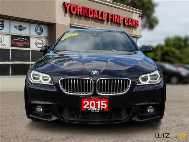 2015 BMW 550i xDrive (Stk: SN3326) in Toronto - Image 3 of 30