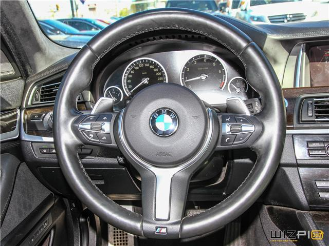 2015 BMW 550i xDrive (Stk: SN3326) in Toronto - Image 20 of 30