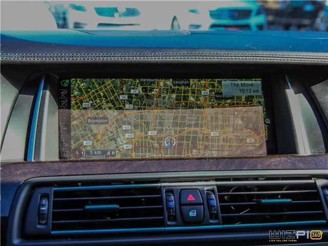 2015 BMW 550i xDrive (Stk: SN3326) in Toronto - Image 28 of 30