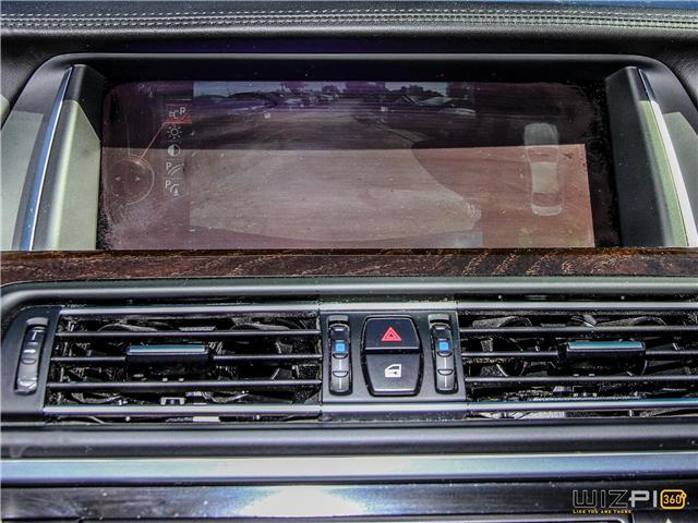 2015 BMW 550i xDrive (Stk: SN3326) in Toronto - Image 30 of 30