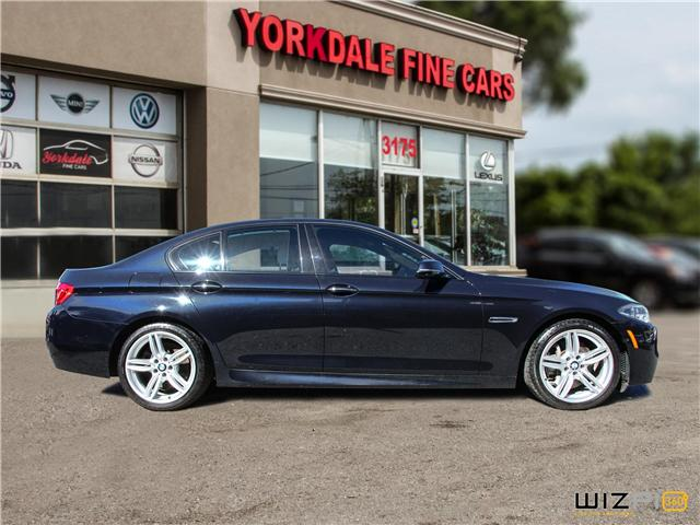 2015 BMW 550i xDrive (Stk: SN3326) in Toronto - Image 5 of 30