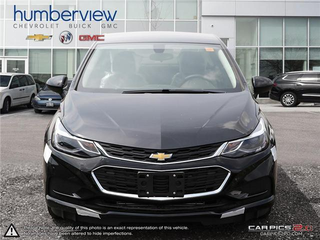 2018 Chevrolet Cruze LT Auto (Stk: 18CZ176) in Toronto - Image 2 of 25