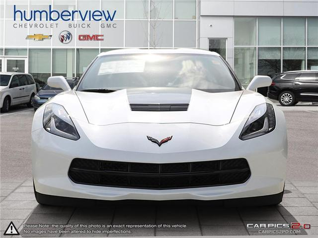 2019 Chevrolet Corvette Stingray (Stk: 19CV013) in Toronto - Image 2 of 24