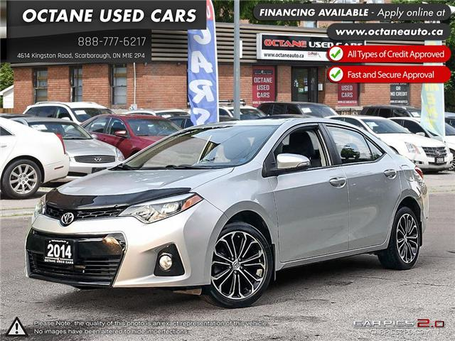 2014 Toyota Corolla S (Stk: ) in Scarborough - Image 1 of 21