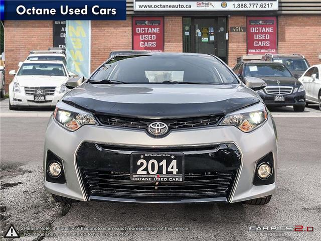 2014 Toyota Corolla S (Stk: ) in Scarborough - Image 2 of 21