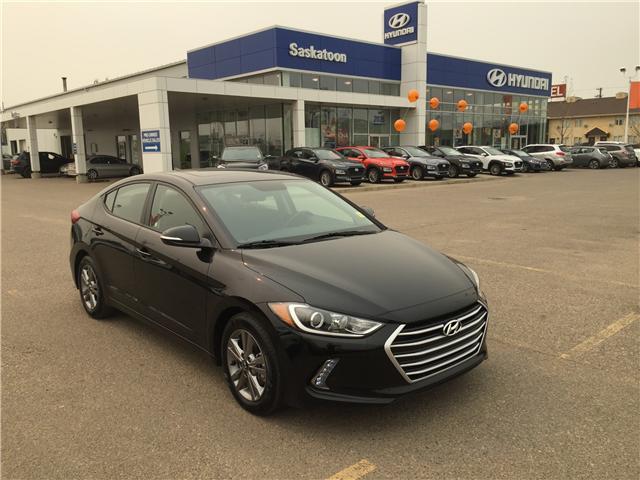 2018 Hyundai Elantra GL SE (Stk: B7095) in Saskatoon - Image 1 of 18