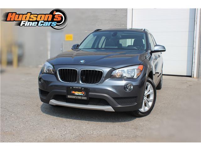 2014 BMW X1 xDrive28i (Stk: 93343) in Toronto - Image 1 of 22