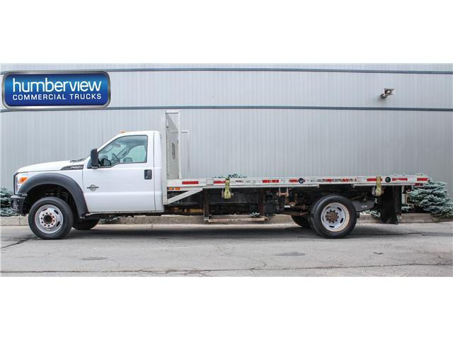 2013 Ford F-550 Chassis XL (Stk: CTDR1529A) in Mississauga - Image 1 of 20