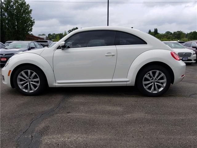 2013 Volkswagen Beetle 2.0 TDI Highline (Stk: 623569) in Cambridge - Image 2 of 21