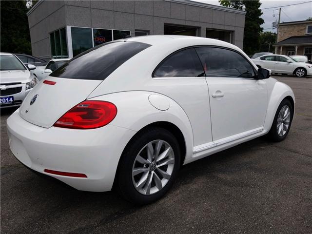 2013 Volkswagen Beetle 2.0 TDI Highline (Stk: 623569) in Cambridge - Image 5 of 21