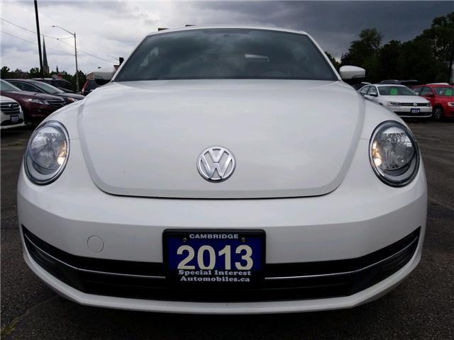 2013 Volkswagen Beetle 2.0 TDI Highline (Stk: 623569) in Cambridge - Image 9 of 21