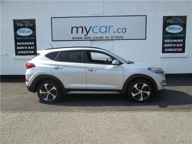 2017 Hyundai Tucson SE (Stk: 180994) in Richmond - Image 1 of 14